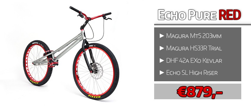 Echo Pure RED